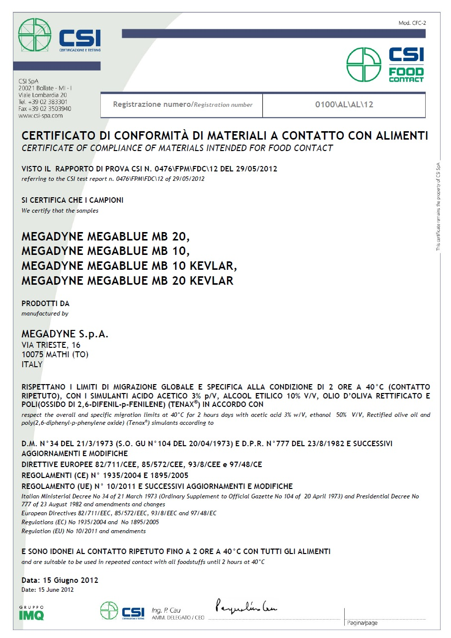 CSI Italy