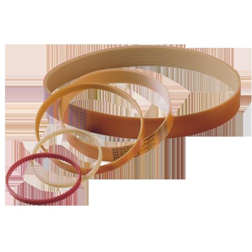 Multi-rib belts MEGARIB
