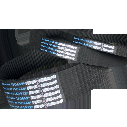 timing belts rubber endless ISORAN SILVER 2