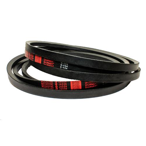 "51/"" Long NEW! A49 V-Belt 4L510 MEGADYNE JASON  UniMatch® Multi-Plus 1//2/"" Wide"