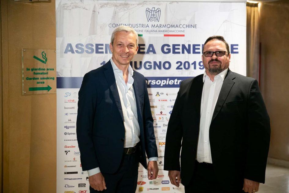 Assemblea Generale di Confindustria Marmomacchine 2019