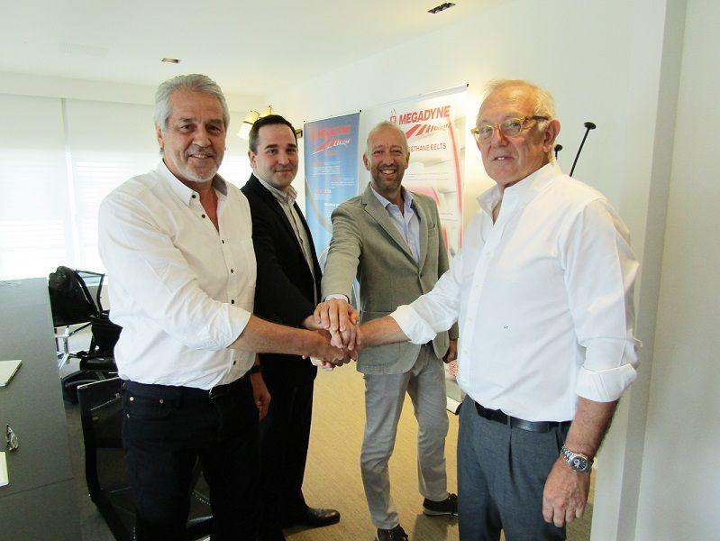 Megadyne Group Acquisition Announcement